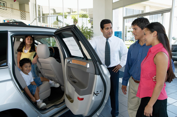Consumer protection options for new or used car buyers