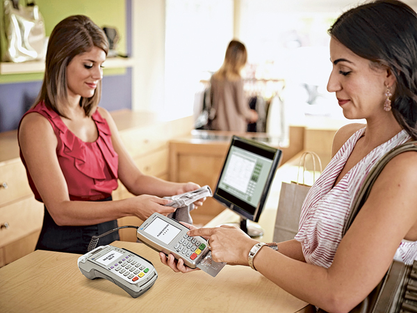 The switch to chip credit cards is upon us
