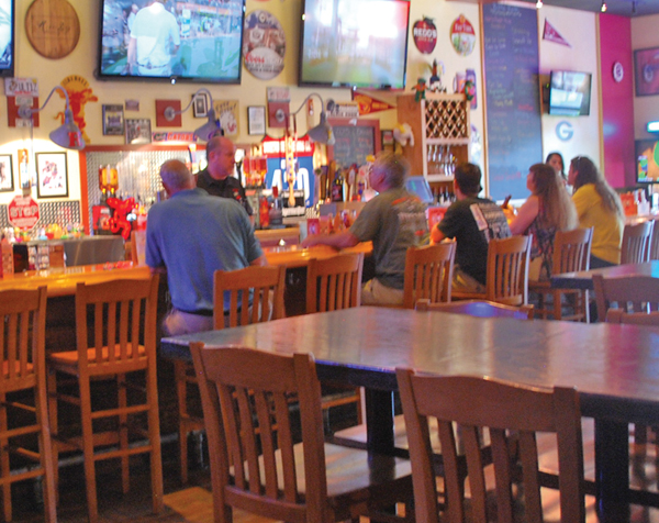 Faithful fans flock to Bluffton's Brick Chicken