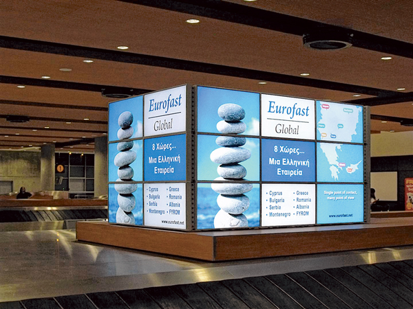 Digital signage proves  revolutionary for businesses