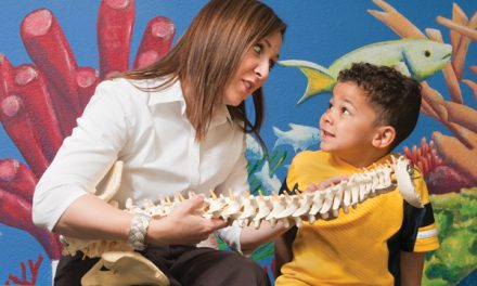 Chiropractic care beneficial to children too