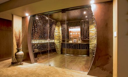Custom wine storage offers many benefits