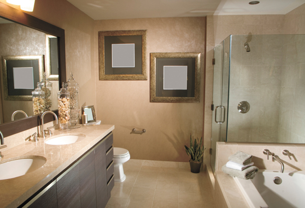 Bathroom renovation offers options galore