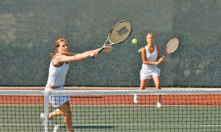 Tennis players' bane: The pain of tennis elbow