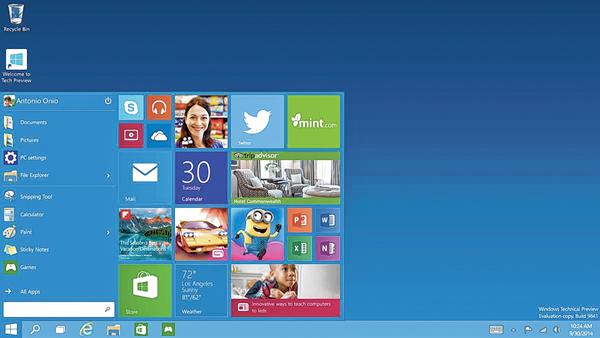Windows 10 better, more fun than its predecessor