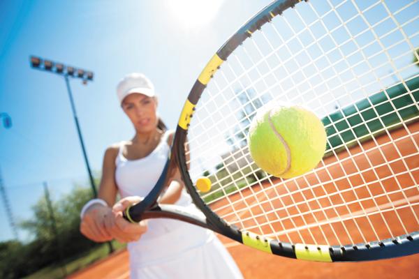 Eliminating unforced errors equals consistent tennis