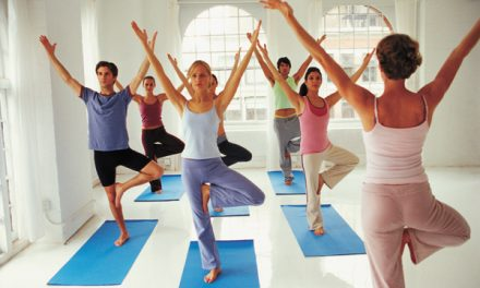 There is a yoga practice that is right for each one