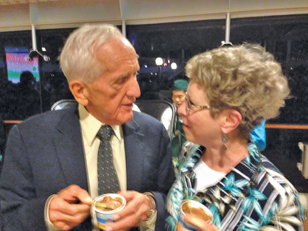 Activist doctor, son to visit the Lowcountry