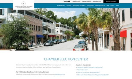 Chamber Election Center is one-stop source for voters