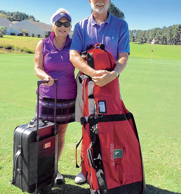 Golf travel options vary near and far away