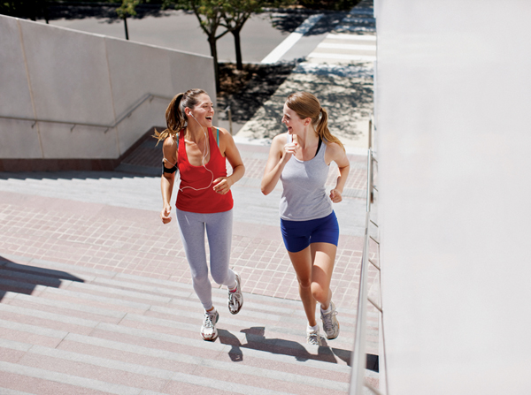 Yoga, body awareness offer many benefits to runners