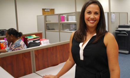 New county treasurer serious about citizens' money