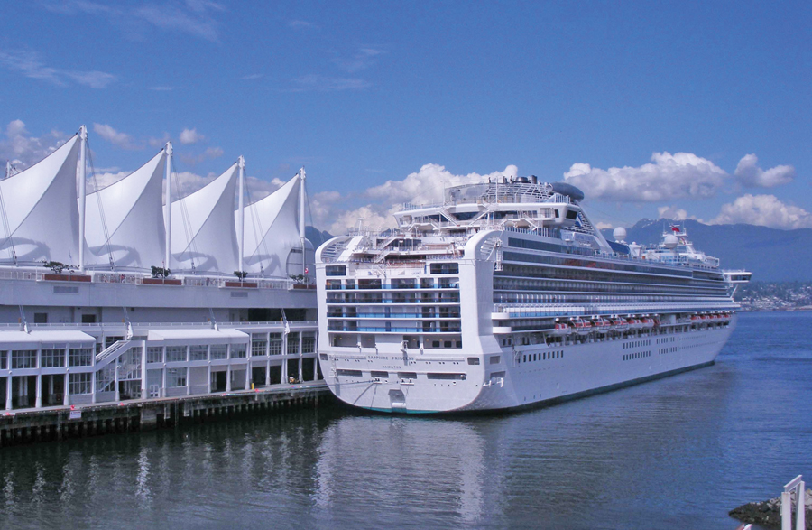 Cruise ships come in all sizes with a vast range of options