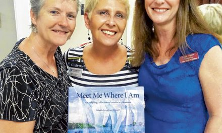 Caregivers, local non-profit launch book of inspirations