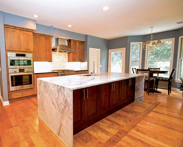 Choose colors for the kitchen that express your style