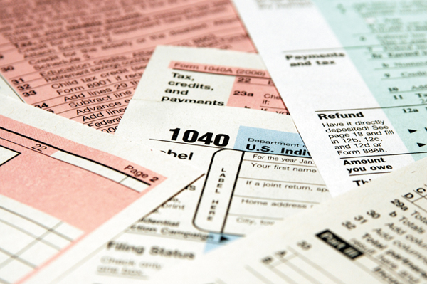 Get answers to tax return questions on IRS web page