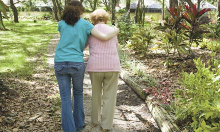 A caregiver's job is a constant labor of love