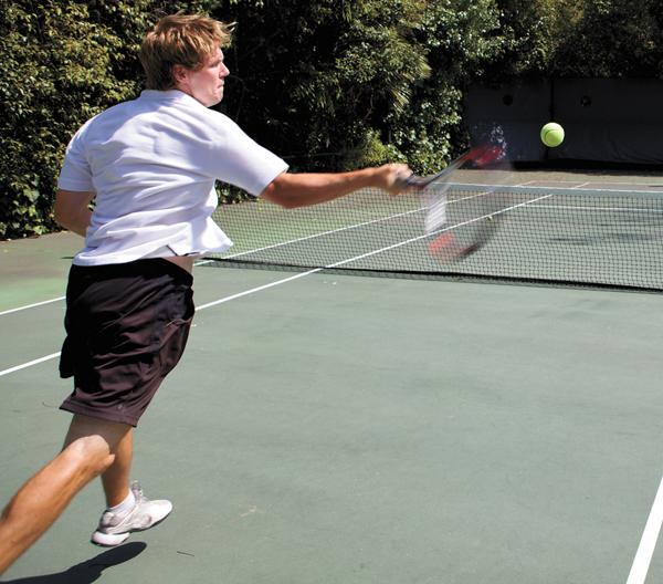 Don't short-change importance of 'short court' tennis