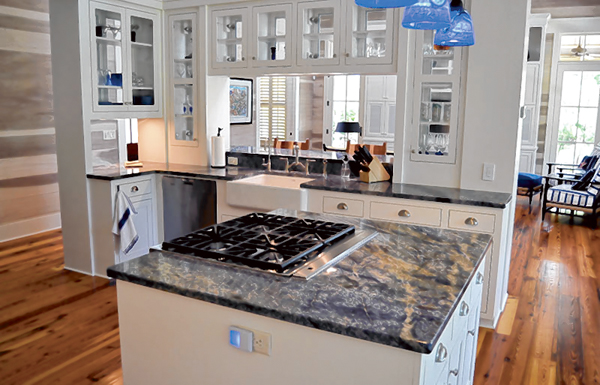 Color drives kitchen design trends for the New Year