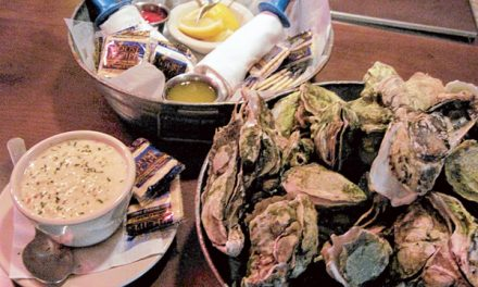 At Toomer's, seafood is as fresh and local as it gets
