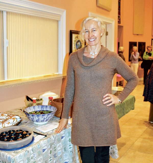 Like-minded diners can join monthly potluck, share ideas