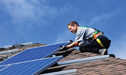 Investing in solar energy can provide security, high returns