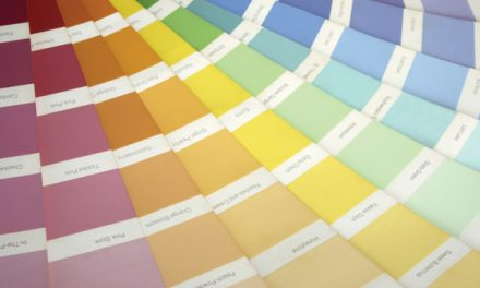 Use color therapy to enhance tranquility