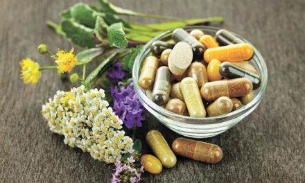 Natural supplements help ensure pain-free spring