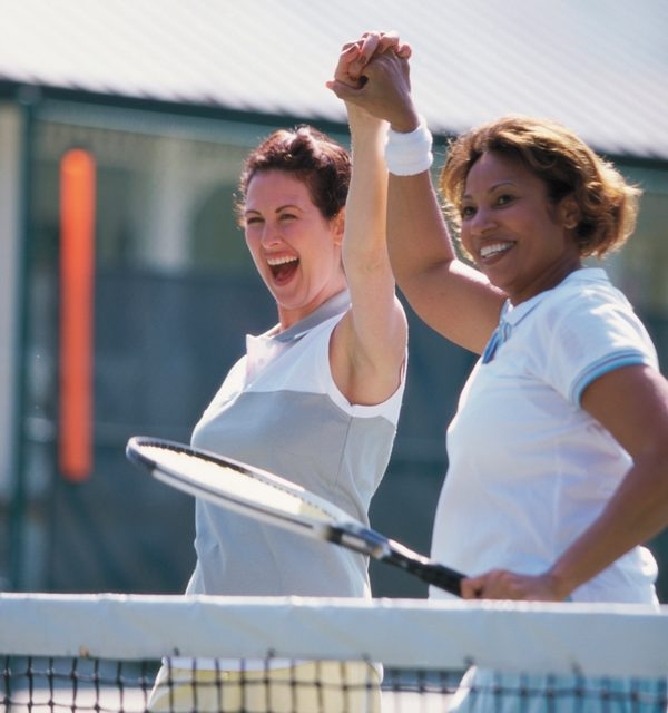 'Real-time' tennis shows strengths and weaknesses