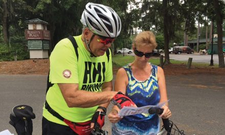 Bicycle enthusiasts seek helpers to assist other riders
