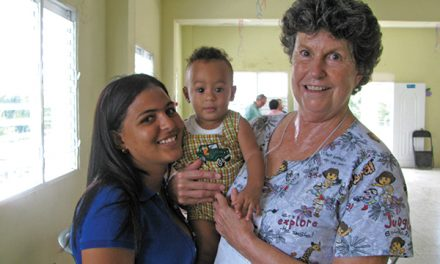 Medicine and joy mix in parish's mission trips