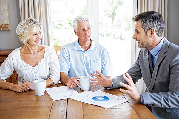 To protect your assets, leave them 'in trust' to family