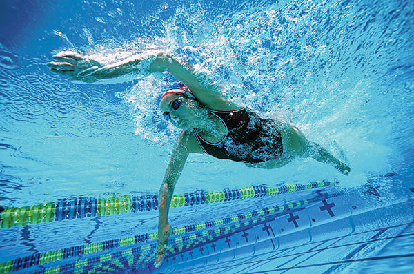 Learn why swimming is called the 'perfect exercise'