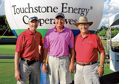 Golfers support teachers, students in hole-in-one event