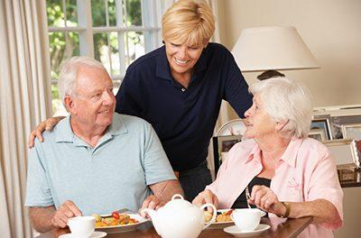 Alzheimer's Association offers family caregivers a break