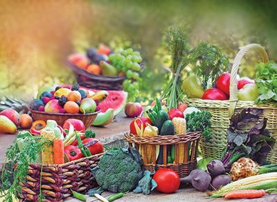 Focus on eating a wide variety of whole, plant-based foods