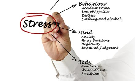 Tips to help minimize stress and protect your brain