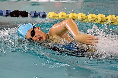 Local swim teams foster spirit of sport well beyond Olympics