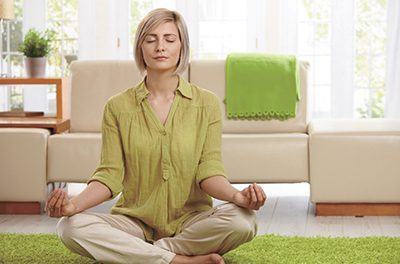Mindfulness helps manage stress of work, life