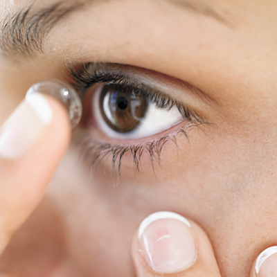 Beware of dangers posed by cosmetic contact lenses