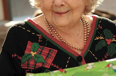 Spread gratefulness by  giving to seniors