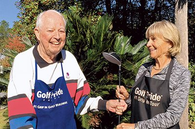 Sun City club-fitting legend Charlie Daugherty retires