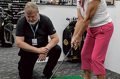 Will the right equipment help your golf score?