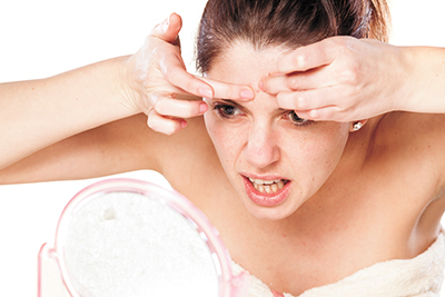 Acne a common skin condition, but not all acne is the same