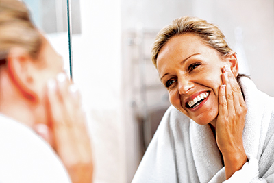 Facial fillers help turn back the clock on aging effects