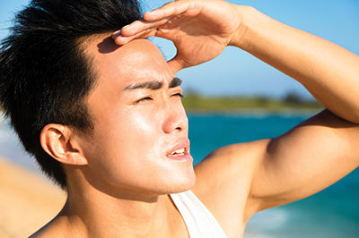 Protect your eyes from effects of UV exposure