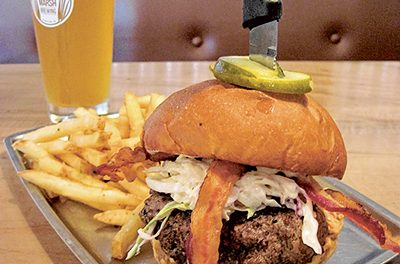 Bluffton's Fat Patties beckons burger, beer snobs