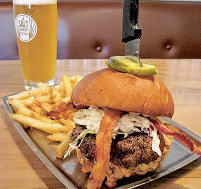 Bluffton's Fat Patties beckons burger, beer snobs