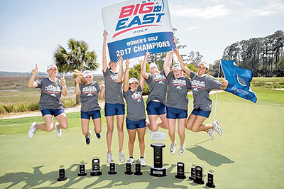 Big East teams love competing in the Southeast