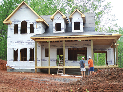 Building a new home vs. buying an existing, not-too-old one